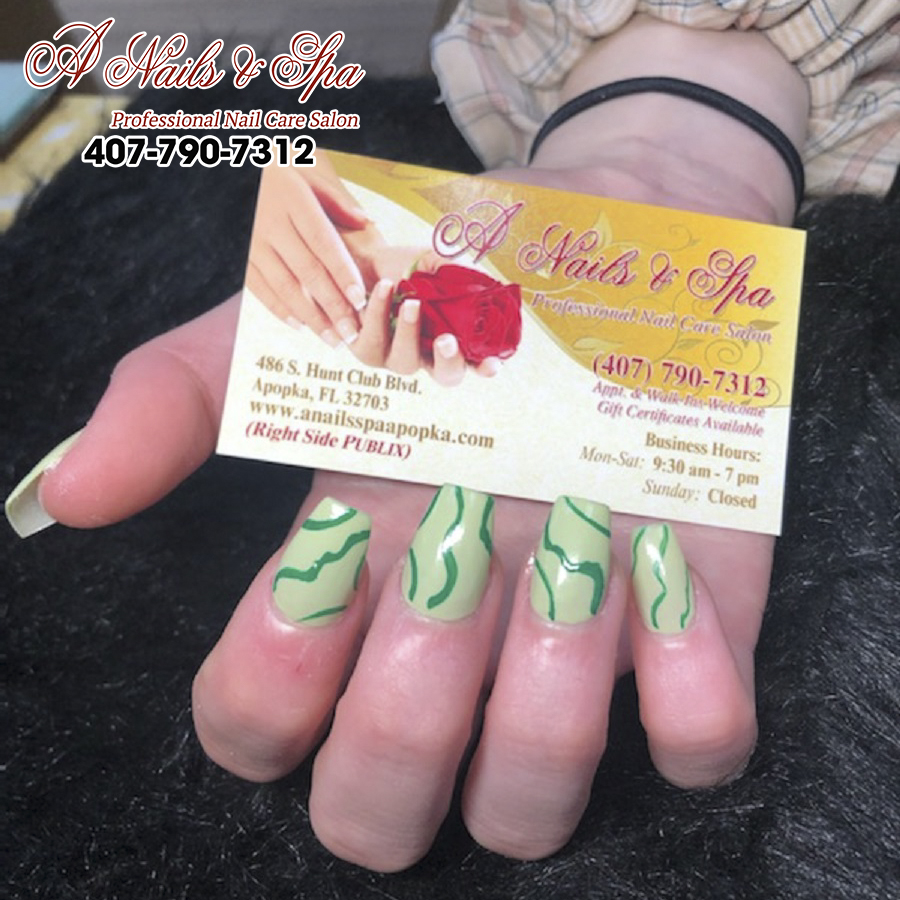 Images of A Nails & Spa - Nail salon in Apopka FL 32703